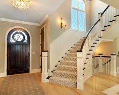 pintrest  zebra print on stairs   Animal Print Stair Runner Design, Pictures, Remodel, Decor and Ideas