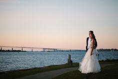 Fort Adams Wedding, Newport – Boston Wedding Photographer   Lisa Rigby