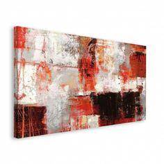 Abstrakcja Unnamed - obraz na płótnie