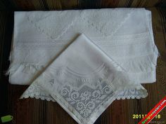 lace kitchen utensils and tray covers