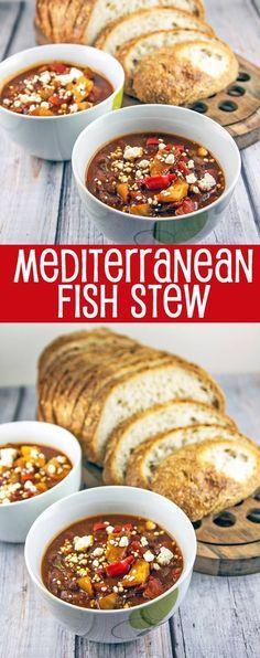 mediterranean fish stew - Fish Stew Ina Garten