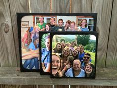 Perfect inexpensive photo canvas Christmas gift!! It's never too early!