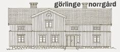 Görlinge Norrgård: Om skumglas Greek House, Floor Plans, Architecture, Om, Houses, Inspiration, Arquitetura, Homes, Biblical Inspiration