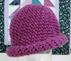 Mr. Micawber's Recipe for Happiness: Mrs. M's Free Patterns: Hats