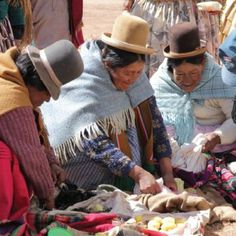#ThrowBackThursday: Gender Equity in Bolivia. Using the CHOICE leadership model, 70 villagers (most of them Aymara women) created business plans and formed a dairy cooperative which is currently still running very successfully. http://choicehumanitarian.org/blog/choice-humanitarian/gender-equity/ #CHOICEHumanitarian #bolivia #endingpoverty #tbt