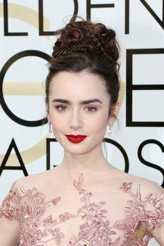 Uutta ilmettä kampaustrendeihin Golden Globe -gaalasta - I'd rather hair you now | Lily.fi