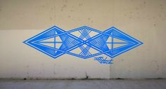 Painter's Tape Graffiti in LA | Art, Culture, Film, Music, Fashion, Arts Advocacy TV | Ovation Official Site