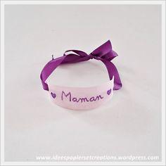 Bracelet bonne Fête Maman