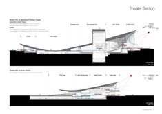 Sejong Art Center Winning Proposal,sections 01