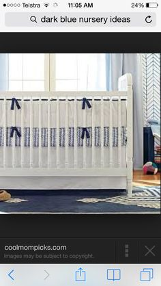 Shop the Nursery Collection. Browse Baby Bedroom Furniture and Décor options at Serena and Lily. Give your little one the dream bedroom they deserve. Modern Nursery Decor, Nautical Nursery, Nursery Design, Nursery Ideas, Nursery Inspiration, Baby Boy Rooms, Baby Boy Nurseries, Kid Rooms, Baby Wall