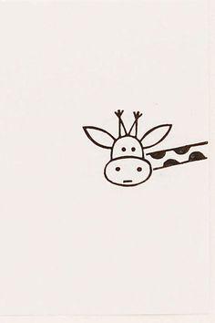 zeichnen Giraffe stamp peekaboo stamp giraffe gift custom rubber stamp hand carved animal stamps kid name stamp Doodle Art Animal carved custom doodle art Gift Giraffe hand Kid peekaboo rubber Stamp stamps Zeichnen Funny Giraffe, Custom Rubber Stamps, Doodle Drawings, Funny Drawings, Funny Sketches, Cute Drawings Tumblr, Mini Drawings, Pencil Drawings, Artsy