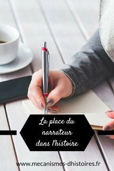 Neutre, subjectif, voire carrément incertain : le narrateur peut occuper différentes places dans un récit. C'est le thème de ce nouvel article sur mon blog.