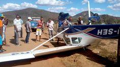 # Noticiário de Hoje #: BOA VISTA DO TUPIM: Aeronave que transportava médi...