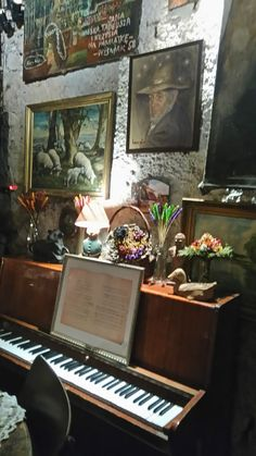 Cellar under The Rams (Piwnica pod Baranami) - A wonderful bar in Krakow, Poland