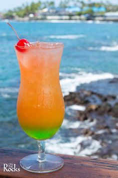 Serving lunch, sunset cocktails and pupus, and dinner daily, On the Rocks welcomes you day and night! The menus offers a vast array of refreshing tropical libations and innovative dishes all prepared with the freshest island ingredients and made to perfection.