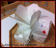 rubberboots and elf shoes: Chinese lanterns