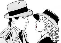 El mundo se derrumba y nosotros nos enamoramos #Casablanca