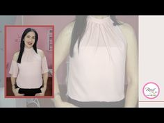 Dress Patterns, Sewing Patterns, High Neck Dress, Crop Tops, Dresses, Tips, Youtube, Fashion, Big Sizes