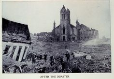 the 1900 Galveston hurricane caused the greatest loss of life from a natural disaster in US history, between 6,000 and 10,000 dead