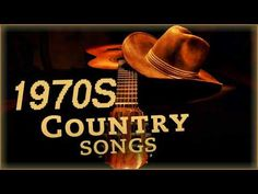 Best Classic Country Songs Of - Greatest Country Music Hits Collection Country Music Hits, Old Country Songs, Greatest Country Songs, Classic Country Songs, Musica Country, 1970s Music, Romantic Love Song, Guitar Songs, Pop Music