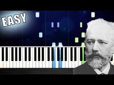 Tchaikovsky - Dance of the Sugar Plum Fairy - EASY Piano Tutorial by PlutaX Instruments, Sugar Plum Fairy, Piano Tutorial, Piano Songs, Easy Piano, Keyboard, Sheet Music, Tutorials, Dance