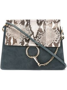 Shop Chloé 'Faye' shoulder bag in Vitkac from the world's best independent boutiques at farfetch.com. Shop 400 boutiques at one address.