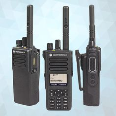 XPR7000e Series Portable Two-Way Radios