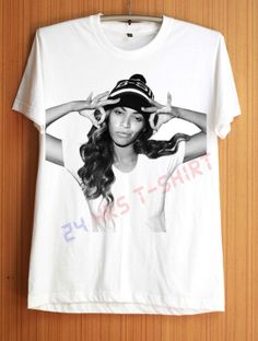 Beyonce Shirt T Shirt T-Shirt TShirt Tee Shirt No Side Seams Unisex - Size S M L XL