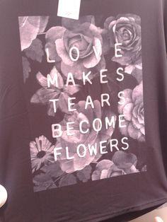 tekst op een tshirt