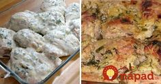 Vynikajúci obed, ktorého príprava už nemôže byť jednoduchšia. Kurča stačí zaliať kefírovou marinádou a potom upiecť v rúre. Tomu sa hovorí perfektný obed raz-dva!