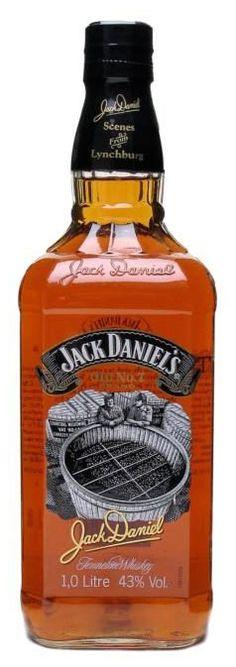 Jack Daniel's ~ Scenes from Lynchburg No.9 (238x673)