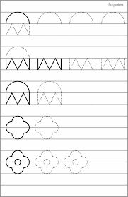 zadania dla 4 latka do druku – Google-haku Tracing Worksheets, Preschool Worksheets, Pre Writing, Kids Learning, Montessori, Preschool Homework, Phone Wallpapers, Writing, Cuba