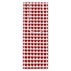 Valentine's Day Heart Wine Gift Bag