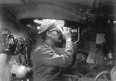Inside a Jagdpanzer (JgPz), a German anti-tank variant of an existing tank chassis with a well-armored superstructure mounting an anti-tank gun with limited traverse in the front, and usually classed by the western Allies of World War II as a tank destroyer.