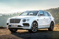 Veja a ficha técnica completa do Bentley Bentayga 6.0 W12