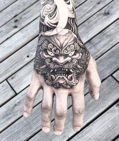 Foo Dog Tattoo, Tattoo On, Dark Tattoo, Manga Tattoo, Forearm Name Tattoos, Rose Tattoos On Wrist, Hand Tattoos For Guys, Asian Tattoo Sleeve, Sleeve Tattoos