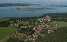 Nowe Warpno - najdalej na północny-zachód wysunięta gmina Polski