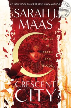 Descargar o leer en línea House of Earth and Blood Libro Gratis PDF/ePub - Sarah J. Maas, New York Times bestselling author Sarah J. Maas launches her brand-new CRESCENT CITY series with House of Earth and. Sarah Maas, Sarah J Maas Books, Ya Books, Free Books, Good Books, Fantasy Magic, New Fantasy, Fantasy Romance, Fantasy Setting