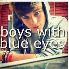tumblr boys with blue eyes