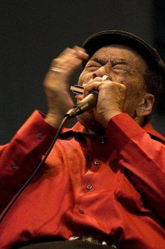 <3 James Cotton <3