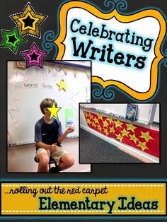 We finished our first big writing project of the year - personal narratives and we had a great author celebration to celebrate all. recipes and nutrition and drinks recipes recipes celebration diet recipes Personal Narrative Writing, Personal Narratives, Informational Writing, Lucy Calkins Writing, Third Grade Writing, Writer Workshop, Student Engagement, First Grade, Grade 3