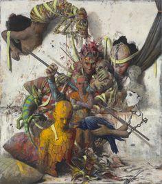 Jonas Burgert - selected works 2013