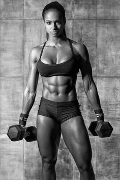 Too muscular for my goals...but holy cow