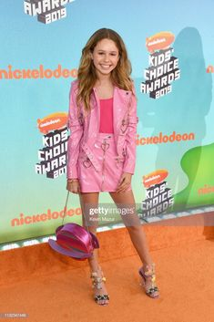 News Photo : Ruby Rose Turner attends Nickelodeon's 2019 Kids'. Girls Dresses Tween, Teen Girl Outfits, Tween Girls, Sexy Outfits, Cute Girls, Young Girl Fashion, Tween Fashion, Star Fashion, Little Girl Bikini