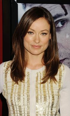 HOW-TO: Sleek Look for Olivia Wilde by David Babaii  ||  ModernSalon.com