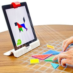 Play on iPad with Real People and Real Objects. Osmo promotes social intelligence and creative thinking in kids. Order Osmo and shape the future of play.