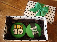Ben 10 cupcakes | Isa | Flickr