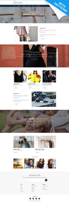 An Outstanding Multipurpose Shopify Theme #63842