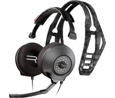 Plantronics - RIG 500HX Stereo Gaming Headset for Xbox One - Urban Camo - Left Zoom