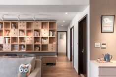 PartiDesign | The Wooden Apartment on Behance